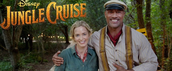Круиз по джунглям (Jungle Cruise) 2020
